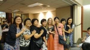 Wan Chai reunion